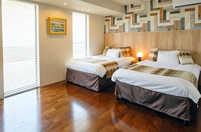 寝室(Room101)